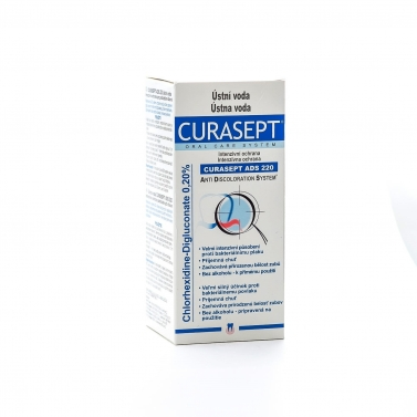 CURASEPT ADS 220 SZAJOBLITO 0,20% 200ML