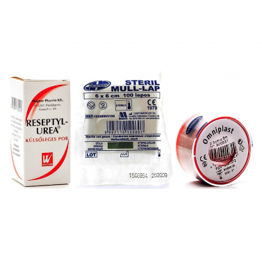 WOUND CARE AND SCAR PACKAGE 1.